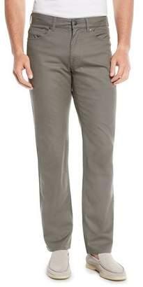 Peter Millar Men's 5-Pocket Soft Touch Twill Pants