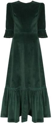 The Vampire's Wife corduroy maxi dress