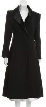 Nina Ricci Medium Weight Wool Coat