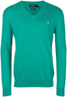 Polo Ralph Lauren V-neck pullover