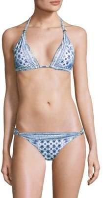 Camilla Floral Bikini Set