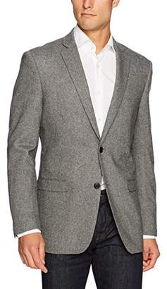 Adolfo Men's Classic Fit Lambswool Sportcoat