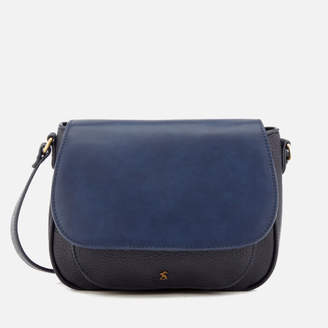 Joules Women's Darby Bright Cross Body Bag - French Navy