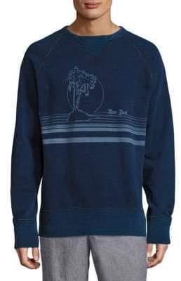 Rag & Bone Vacation Printed Sweatshirt