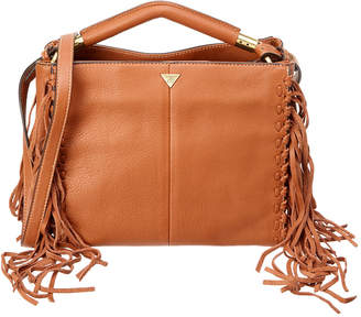 Sam Edelman Zoey Leather Shoulder Bag
