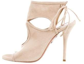 Aquazzura Sexy Thing 105 Sandals