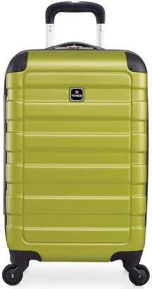 """Tag Matrix 20"""" Carry On Hardside Spinner Suitcase, Created for Macy's"""