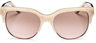 Tory Burch Women's Square Sunglasses, 55mm