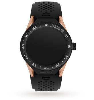 Connected Modular 45 Titanium Mens Watch