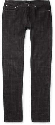 A.P.C. Petit New Standard Skinny-Fit Denim Jeans