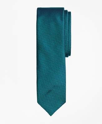 Brooks Brothers Textured Silk Jacquard Tie