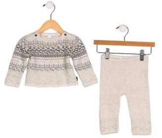 Burberry Boys' Two-Piece Cashmere Set