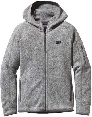 Patagonia Women's Better Sweater® Full-Zip Fleece Hoody