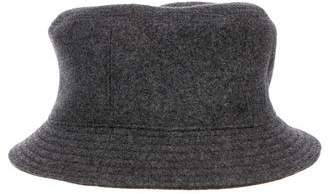 Hermes Wool Bucket Hat