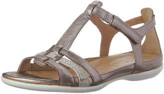 Ecco Shoes Women's Flash T-Strap Gladiator Sandal