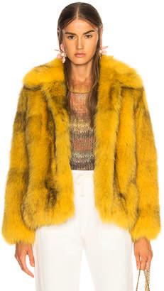 Bohemia Sprung Sia Fur Jacket