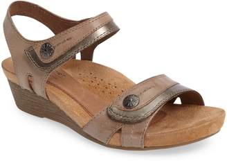Rockport Cobb Hill Hollywood Wedge Sandal
