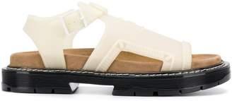 Kenzo logo open-toe sandals