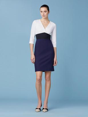 Diane von Furstenberg Lauren High Waisted Dress