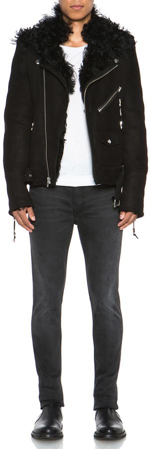 BLK DNM Super Skinny Rock N Roll Jean
