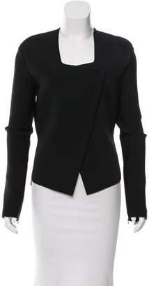Roland Mouret Asymmetrical Fitted Jacket