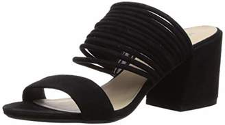 Kenneth Cole New York Women's Hannon Strappy Mule Heeled Sandal