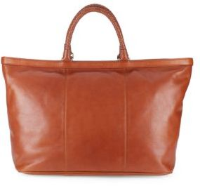 Cole Haan  Pinch Heritage Leather Weekender Bag