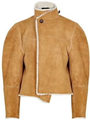 Isabel Marant Acacia Camel Suede Jacket