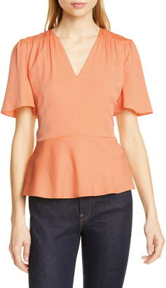 Lewit Stretch Silk Top