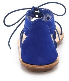 Loeffler Randall Marmy Scalloped Sandals