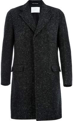 Matthew Miller Sanderm merino wool coat