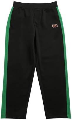 Stripe Techno Sweatpants