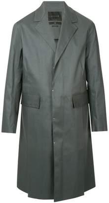 MACKINTOSH 0003 single-breasted coat