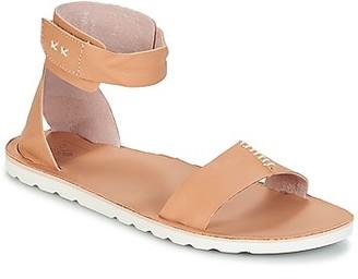 Reef VOYAGE HI women's Sandals in Beige