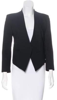 Helmut Lang Structured Wool Jacket