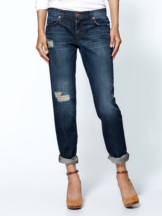 J Brand Aiden Boyfriend Jeans