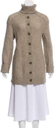 Inhabit Turtleneck Long Sleeve Sweater