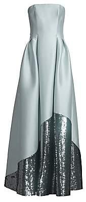 Sachin + Babi Women's Kerri Strapless Gown