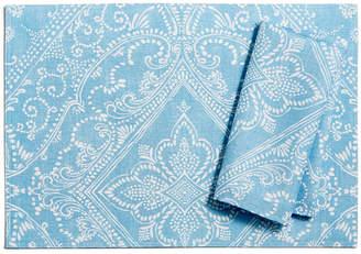 Lenox Lancaster Perle Blue Placemat