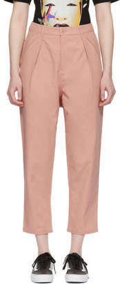 Perks And Mini Pink Poetry Sade Trousers