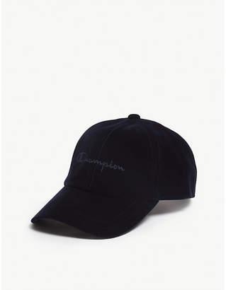 Champion Script logo baseball cap