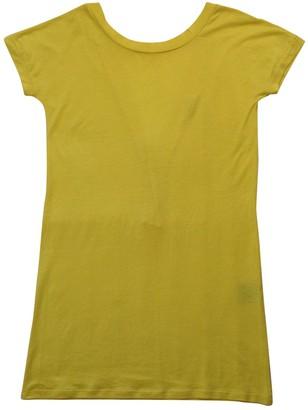 Sessun Yellow Dress for Women
