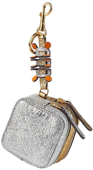 Anya Hindmarch Anya Hindmarch Circulus Leather Coin Purse