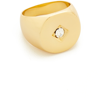 Jules Smith Signet Ring $40 thestylecure.com