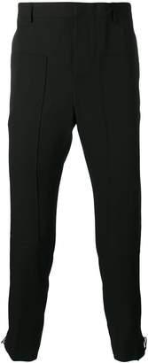 Lanvin five pocket slim trousers