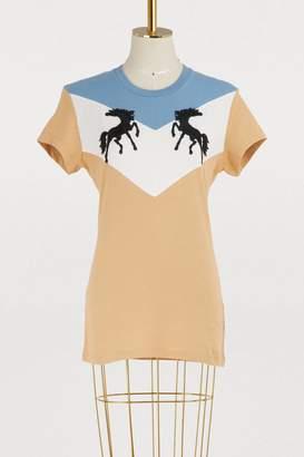 Off-White Off White Twisting horses t-shirt