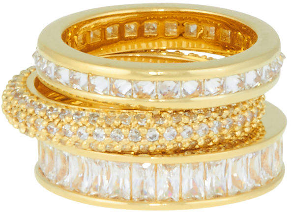 The Henri Stack Ring Set
