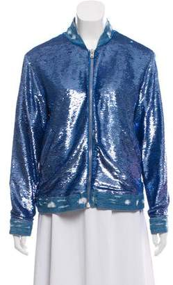 IRO Sequin Embellished Casual Jacket w/ Tags