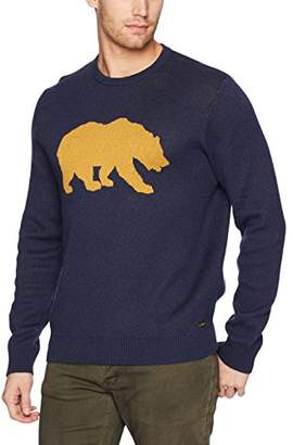 Lucky Brand Men's Golden Bear Sweatshirt