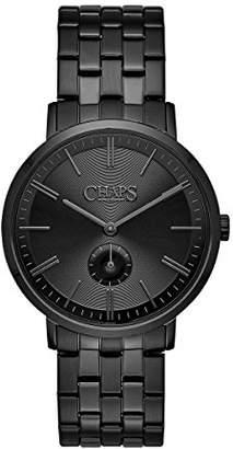 Chaps Men's 'Dunham' Quartz Stainless Steel Casual Watch